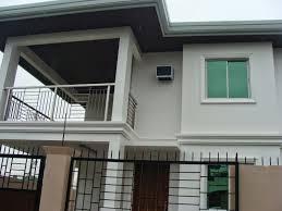 simple 2 storey house design