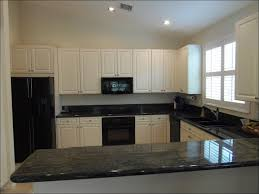 White Kitchen Cabinets With Black Granite Countertops by Kitchen Small White Modern Kitchen What Color Should I Paint My