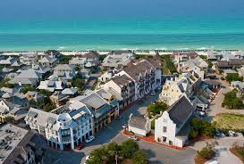 Destin Florida Map by Rosemary Beach Visit South Walton