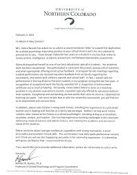Letter of Recommendation Sample  Cover Letter Templates