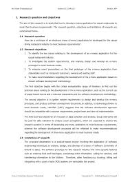 Guidelines for Preparing an Honors Thesis Research Proposal and Fellowship Application Jobcoke com