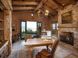 Exposed Beam Ceiling Living Room by Photo Page Hgtv