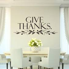 compare prices on christian wall decals online shopping buy low free shipping give thanks art quote home decor stickers christian family wall decal stickers high quality
