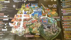 Orlando Universal Studios Map by Photo Tr Japan And Southern China Page 3 Theme Park Review