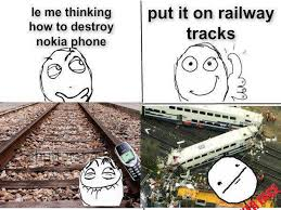 Nokia... :P Images?q=tbn:ANd9GcT0DBxiTyTpojLra8RECdJt1jKAsZPvOuM7jr7Nc9YvJ6uedr5Udg