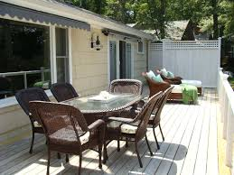 beachfront with dock on lake wequaquet homeaway centerville