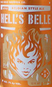 All About Beer Magazine » Big Boss Hell's Belle