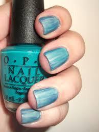 stormy seas watercolor nails polish me please