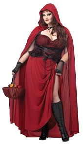 amazon com california costumes women u0027s plus size dark red riding