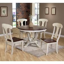Five Piece Dining Room Sets Universal Furniture Summer Hill 5 Piece Pedestal Dining Set