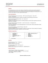 Resume Reference Page Example happytom co