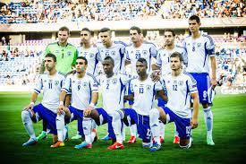 Israelische Fussballnationalmannschaft