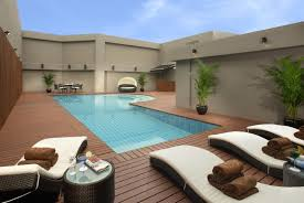 Luxury Pool Designs For Modern Backyard Design Ideas With Outdoor - Contemporary backyard design ideas