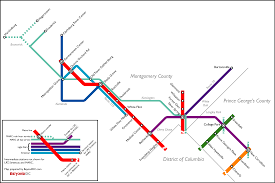 Chicago Line Map by Better Public Transit Cta Chicago Vs Wmata Dc Living Best