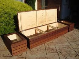 Diy Reclaimed Wood Storage Bench by Get 20 Outdoor Seating Bench Ideas On Pinterest Without Signing