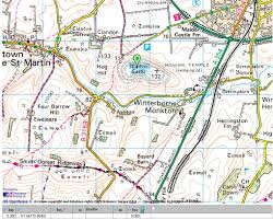 Map Grid How To Find A National Grid Reference