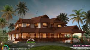 traditional kerala home for year 2017 kerala home design