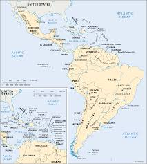 Political Map Of Latin America by Unit 2 Concept 1 Maps Skills And Climate Mr Paolano U0027s Global