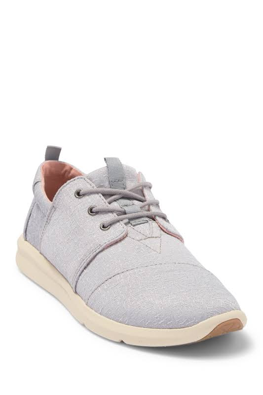 TOMS Del Rey Sneakers Grey- Womens