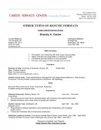 Good Resume Examples For Highschool Students With No Work     CrossFit Bozeman