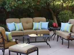 Comfortable Home Decor Patio 3 Great Conversation Patio Sets Home Decor Photos