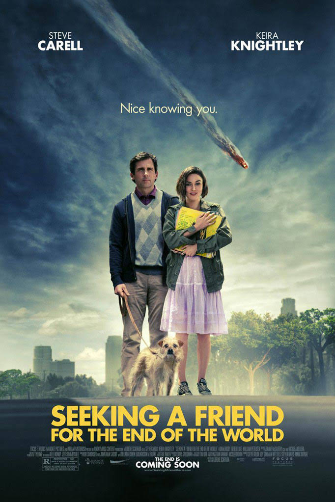Seeking a Friend for the End of the World-Seeking a Friend for the End of the World