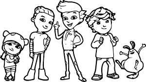 pbs kids ready jet go coloring page wecoloringpage