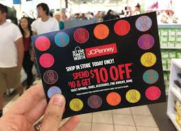Jcpenney Clocks Free Money 10 Off 10 Coupon Giveaway At Jcpenney Saturday 9