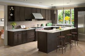 Cabinets For The Kitchen Furniture Travertine Flooring And Kohler Sink Also Forevermark