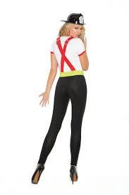 Halloween Costumes Firefighter 2 Pc Women U0027s Naughty Firefighter Halloween Costume Role
