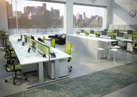 Open Home Office Adorable 90 Open Office Interior Design Inspiration Design Of