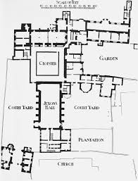 Palace Floor Plans by Lambeth Introduction And Lambeth Palace British History Online