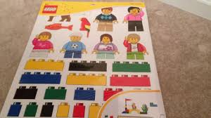 lego 850797 wall stickers giant lego stickers for your wall lego 850797 wall stickers giant lego stickers for your wall youtube