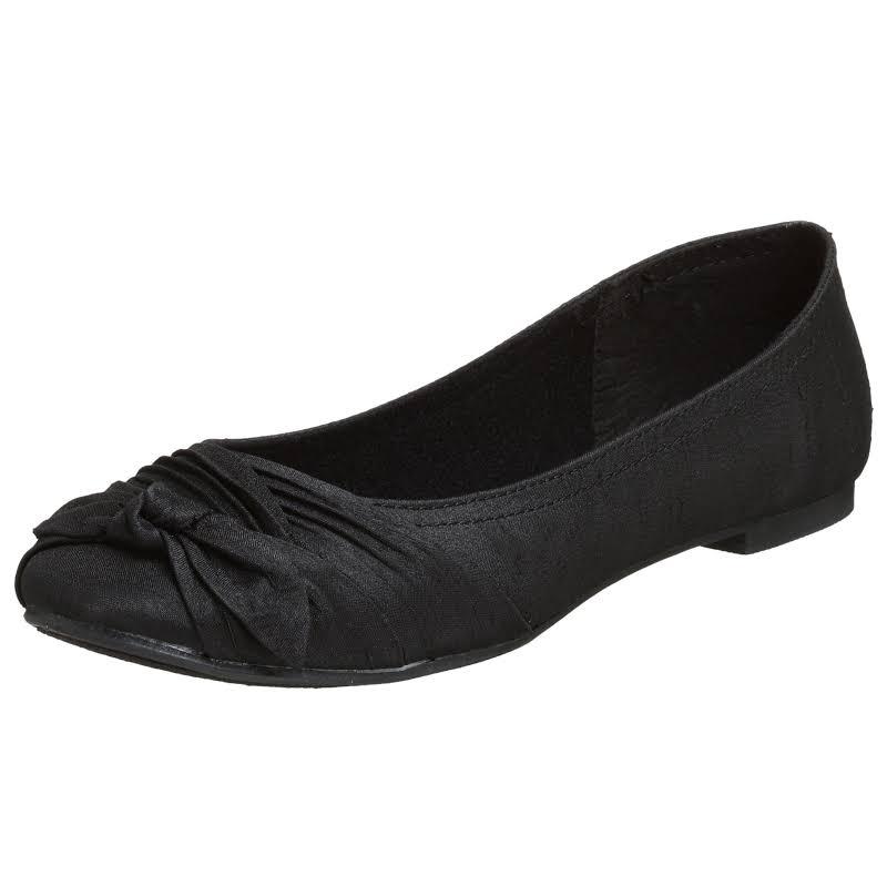 Rocket Dog Memories Flats Shoes,Black,6