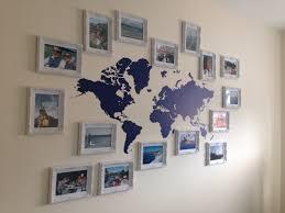 Home Decor Walls Top 25 Best Travel Wall Decor Ideas On Pinterest Travel Wall