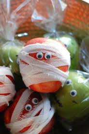 Monster Halloween List by Healthy Halloween Treats For
