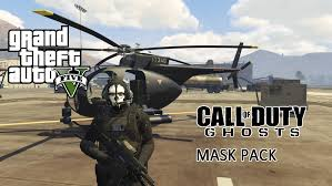 ghost half mask gta 5 player mods mask gta5 mods com