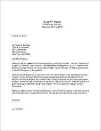Patriotexpressus Prepossessing Thank You Letters Uva Career Center