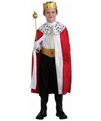 kids king costume boys halloween costumes