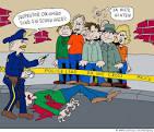 Cartoon Inspektor Columbo