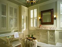 country master bathroom with wainscoting by heather hungeling