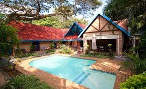 Pool Guest House St Lucia Accommodation Zulani Guest House Full Of Beauty Charm