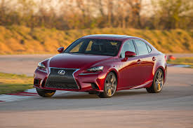 lexus rc coupe km77 japanese spec 2014 lexus is f sport spiced up with trd parts