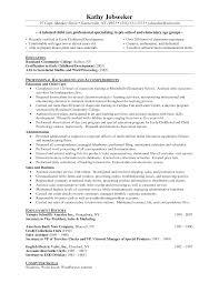 Secretary Job Description For Resume by Daycare Teacher Resume 22 Cover Letter Sample Resume Daycare