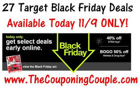 target online black friday deals 27 target black friday deals available today only