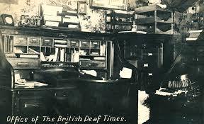 Visit British Deaf News website   click here British Deaf Association