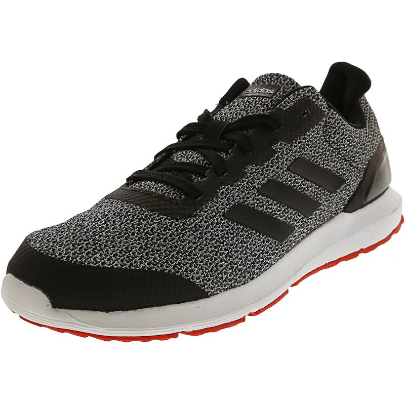 Adidas Cosmic 2 Sl Core Black / Red Ankle-High Fabric Running 7M