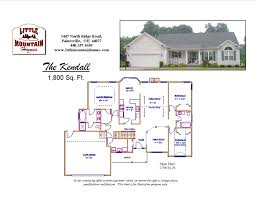 Split Level Ranch Floor Plans 100 Split Bedroom Floor Plans Modern One Floor House Plans