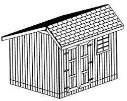 Free Saltbox Wood Shed Plans by 10x20 Saltbox Wood Storage Garden Shed Plans 26 Styles Gable