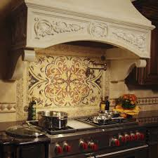 Mosaic Tiles For Kitchen Backsplash Kitchen Gorgeous Picture Of Kitchen Decoration Using Decorative